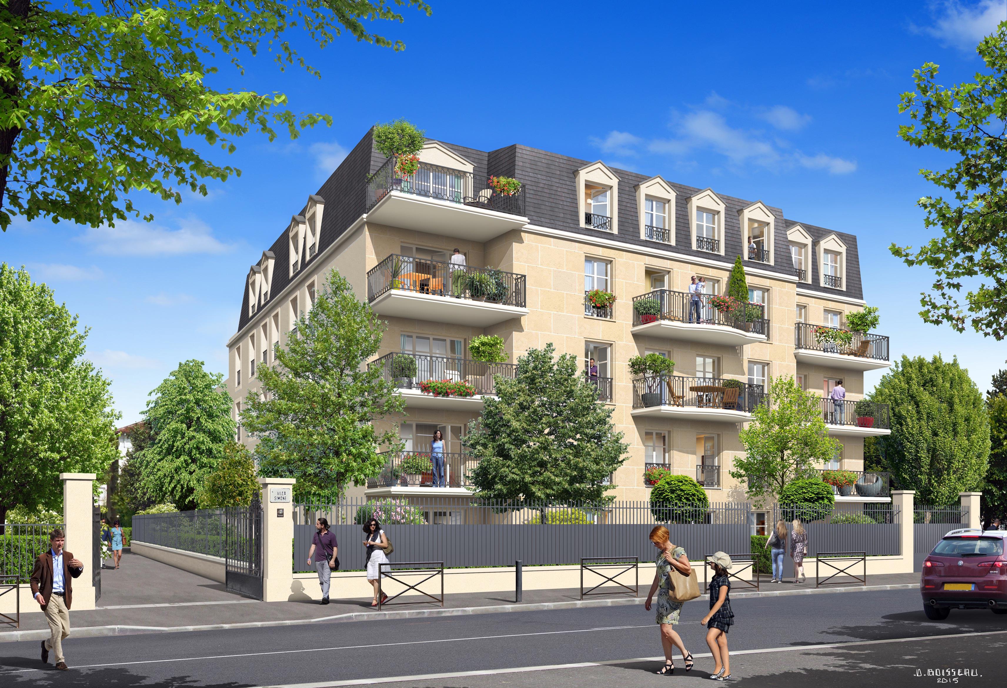 Maison Architecte Fontenay Sous Bois u2013 Maison Moderne # Casse Fontenay Sous Bois