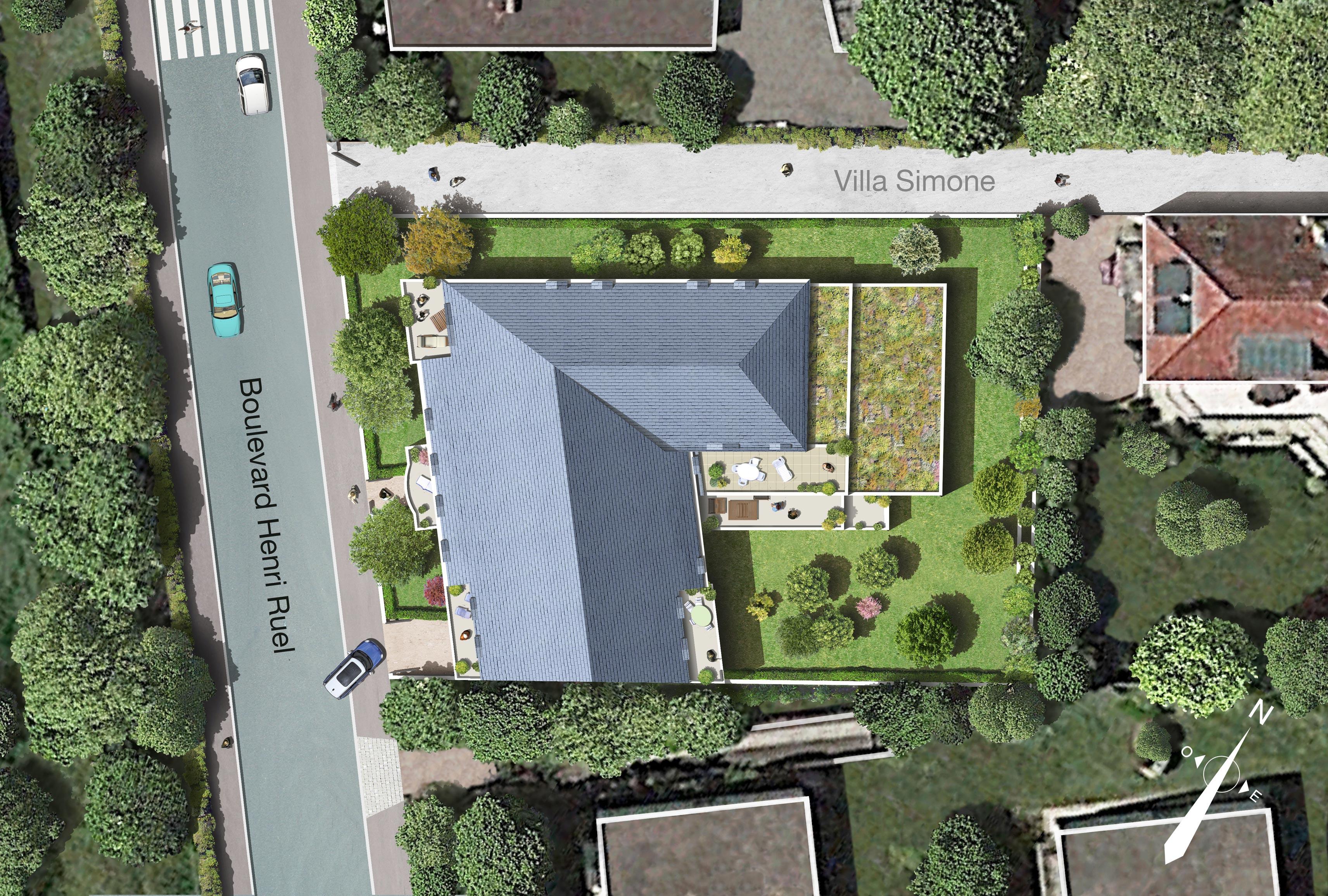 appartements neuf fontenay sous bois 94 villa emeraude beryl investissement immobilier. Black Bedroom Furniture Sets. Home Design Ideas
